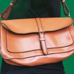 Vintage Mondani leather bag